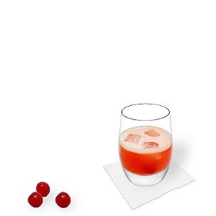 Tumbler Gläser eignen sich am besten für Aperol Sour.