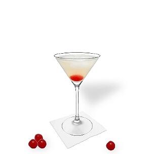Martini-Gläser sind eine weitere gute Möglichkeit für Gin Sour.