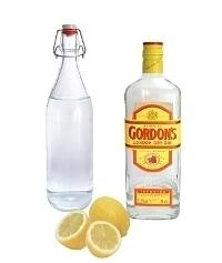 Gin Sour Zutaten