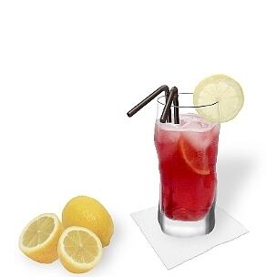 Alle Longdrink-Gläser eignen sich für Long Beach Ice Tea.