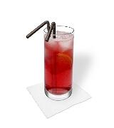 Long Beach Ice Tea Zubereitung: Servieren