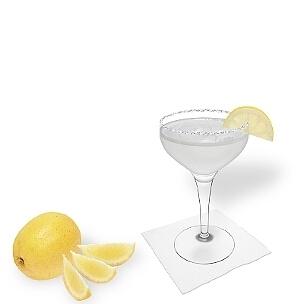Eine weitere grossartige Option für Margarita, eine Cocktailschale.