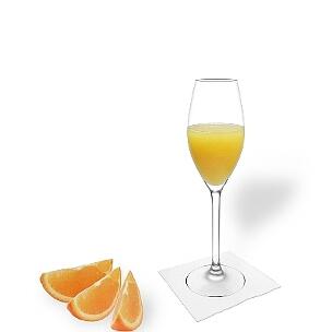 Alle Champagnergläser eignen sich für Mimosa,