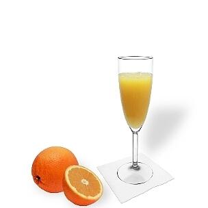 Mimosa ist ein spanisches Aperitif Getränk.